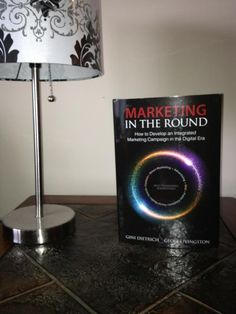 Jeff Haws received his copy of Marketing in the Round