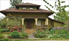 Beautiful Craftsman Bungalow