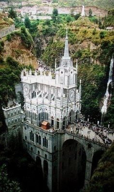 Santuario de las Lajas, Nariño, Colombia