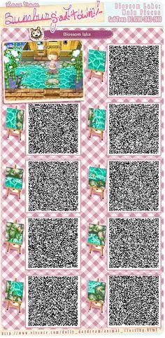 Blossom Lake QR codes