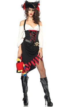 Veja mais informações de Fantasia Pirata