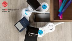 Check out the Pivot Power from Quirky.com