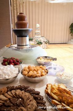 food ideas for LDS wedding receptions