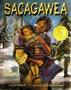 A biography of the Shoshone girl, Sacagawea, from age eleven when she was kidnapped by the Hitdatsa to the end of her journey with Lewis and Clark, plus speculation about her later life.