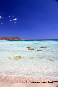 Elafonisi, Crete - 10 of the best beaches in Greece