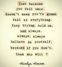 hold on. <3