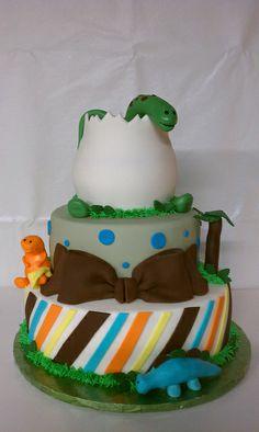 dinosaurs baby shower dinosaur baby shower themed cake flickr