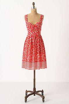 cherri, beaches, summer dresses, spring dresses, coverup, anthropologie, the dress, bows, ador
