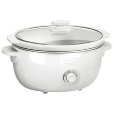 Bella Dots 6 Quart Slow Cooker - White. Suggested Retail Price: $39.99 #BellaDots #BellaLife