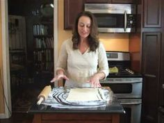 How to Create a Puff Pastry Cornucopia