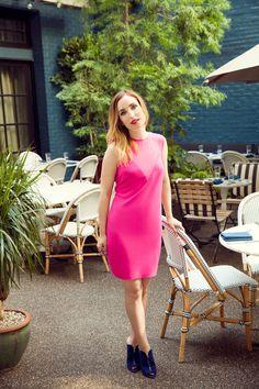 Zoe Lister-Jones - Breaking Upwards Star Talks Style
