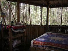 hostel in the forest...brunswick, ga