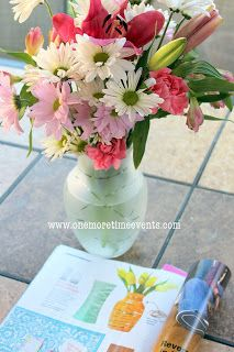 One More Time: Mother's Day Vase