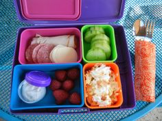 theworldaccordingtoeggface: A day in my pouch #bento #bentobox #lunch #lowcarb #weightloss