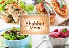 Shabbat Menu: Chicken Piccata and Berry Sorbet