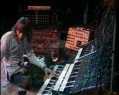 """Klaus Schulze. { Frank Herbert }  """" X """" ..."""