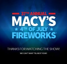 macy's july 4th fireworks 2016