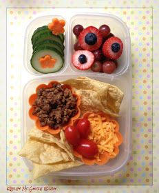 Keeley McGuire: Lunch Made Easy: 20 Non-Sandwich School Lunch Ideas for Kids!
