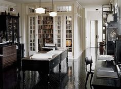 library rooms, home libraries, floor, library design, dream, door, hous, book rooms, home offices