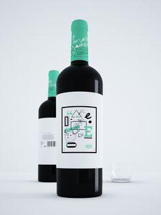 Deer Wineries — The Dieline