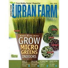 Urban Farm Subscription : $8.99 (reg. $15)