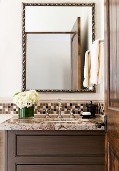 tiling borders in bathroom | Mosaic Tile | Amitha Verma