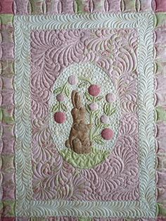 Sewing & Quilt Gallery: Happy Easter.