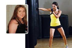 Loida Fraijo  Before: 173  After: 125 lbs // inspiring stories!