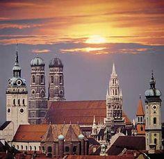 check! Munich, Germany