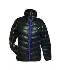 JOLUVI-ANORACK MUJER FIBER JACKET Prenda ligera y cómoda. Tejido plumas contra el frio y el aire.   www.easosport.com