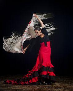 Flamenco dance in Madrid!