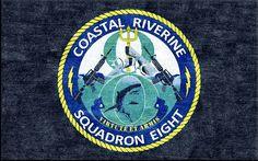coastal riverin, logo rug, riverin squadron