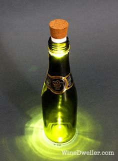 Rechargeable USB #Wine Bottle Light - Back in stock guys!