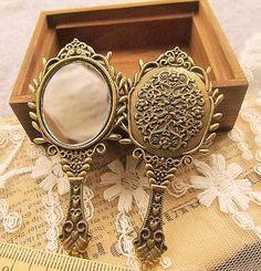 beautiful hand mirrors