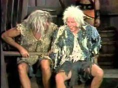 The Carol Burnett Show - Tim Conway and Harvey Korman - Old Man Ship Slaves