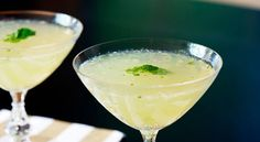 Romeo & Juliet Cocktail  --  Make sure you vote in the FIRST EVER People's Choice Food Awards!