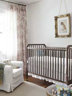 Love this neutral nursery