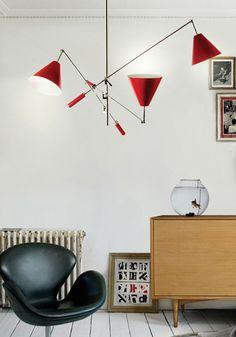 Idées éclairage: Delightfull – Unique lamps |