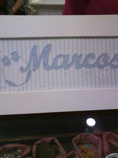 Cuadro habitación de Marcos