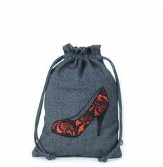 Couture sacs rangement on pinterest 84 pins - Sac rangement chaussures ...