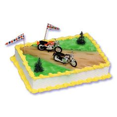 Motorcycle Cake idea