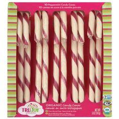 Tru Joy Organic Candy Canes