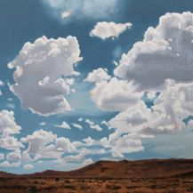 Philip Barlow painting