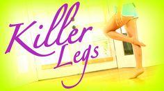 Killer Legs Challenge killer legs, pop pilates, legs challenge, leg workouts, leg challeng