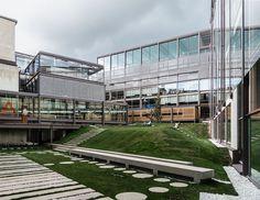 I'm in love: COAM Headquarters by Estudio Gonzalo Moure