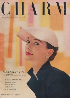 Charm - March 1952
