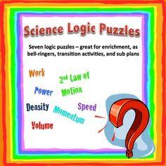 reviews science logic match
