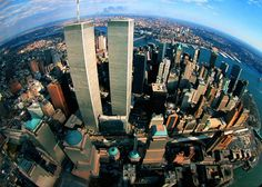 NYC Pre 9/11 (One of the 4 Targets of #911 ) Remembering and Honoring the Heroes of 9-11-2001 9-11 #NeverForget #911 #Remembering911 9/11/2001 #LIFECommunity #Favorites From Pin Board #07