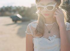 Otaduy wedding dress photographed by Miguel Varona