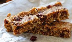 Healthy Snack Bar Recipe